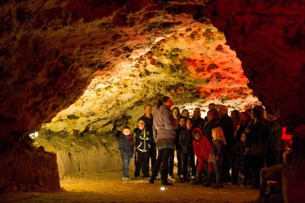 © Grottes du foulon